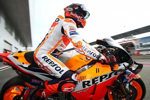 Marquez tops first MotoGP test at Jerez