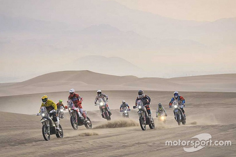 Nuevos rumores mandan el Rally Dakar a Arabia Saudita