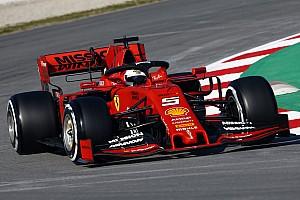 Fotogallery F1: la prima giornata di test invernali di Barcellona 2019