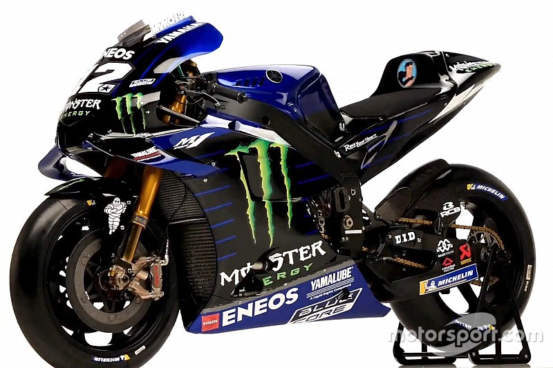 Заводська команда Yamaha представила нову ліврею сезону-2019