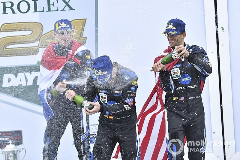 """Van der Zande wint Daytona: """"Een stukje geschiedenis geschreven"""""""