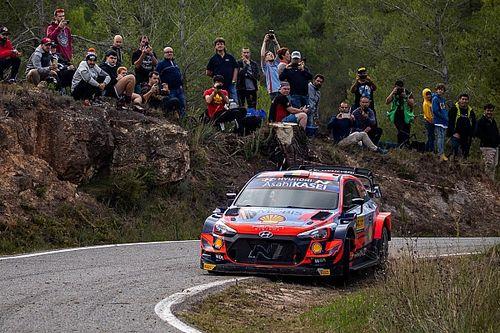 Neuville cierra el triunfo en el Rally de España
