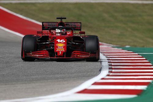 Leclerc: Pensábamos estar por detrás de McLaren, pero no ha sido así