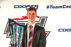 Robb graduates to Indy Lights with Juncos