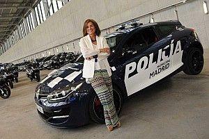 A la venta este Renault Mégane R.S. de policía