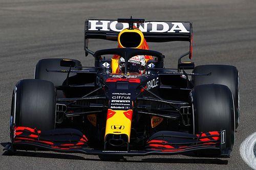 F1エミリア・ロマーニャFP3:フェルスタッペン復活、0.4秒差トップ。ガスリー6番手、角田裕毅は11番手