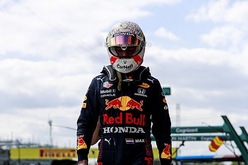 """Verstappen: """"Todo va bien, pero hay que asegurarse de que no se rompe nada"""""""