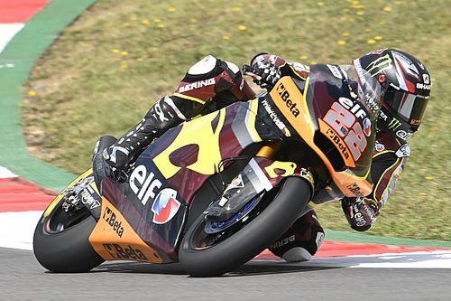 Moto2, Portimao: terza pole di fila di Lowes