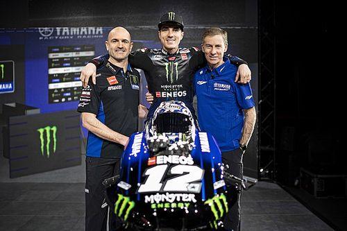Viñales: Yamaha moet na vertrek Rossi weer als eenheid opereren