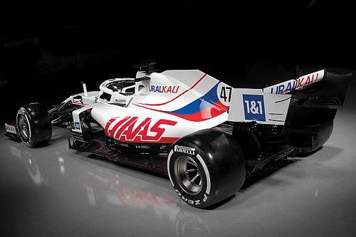 Formel 1 2021: Das Autodesign von Mick Schumacher bei Haas