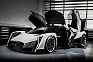 Automotive Vanda Dendrobium met Formule E-technologie van Williams