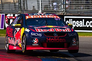 Supercars Qualifying report Clipsal 500 Supercars: SVG takes provisional pole by 0.0001s
