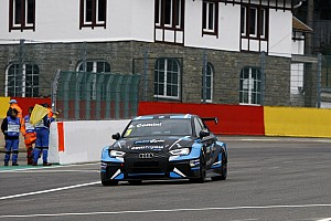 TCR Race report Stefano Comini gives maiden win to Audi and Comtoyou