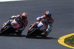 MotoGP Nostalgia Retro: Tiga duel sengit di tikungan terakhir Jerez