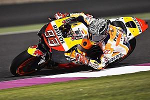 MotoGP Testbericht MotoGP-Test Katar 2017 – Tag 1: Bestzeit Dovizioso, 2x Sturz Marquez