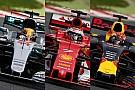 Технічний аналіз: що ж відрізняє Mercedes, Ferrari та Red Bull