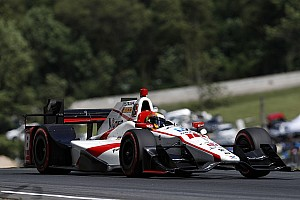 """IndyCar Breaking news Gutierrez learns in """"crazy race"""" at Road America"""