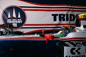 FIA Fórmula 2 Noticias Sergio Canamasas correrá con Trident en Bahréin