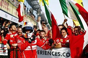 Формула 1 Отчет о гонке