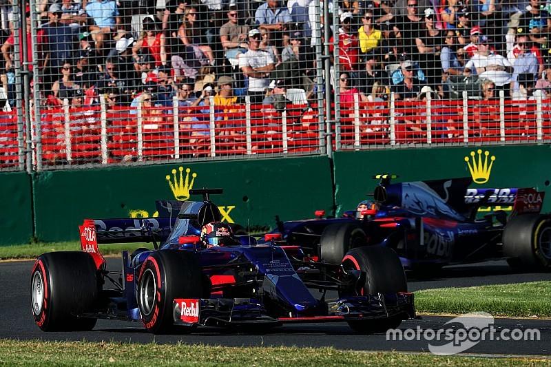Toro Rosso discret mais très solide à Melbourne