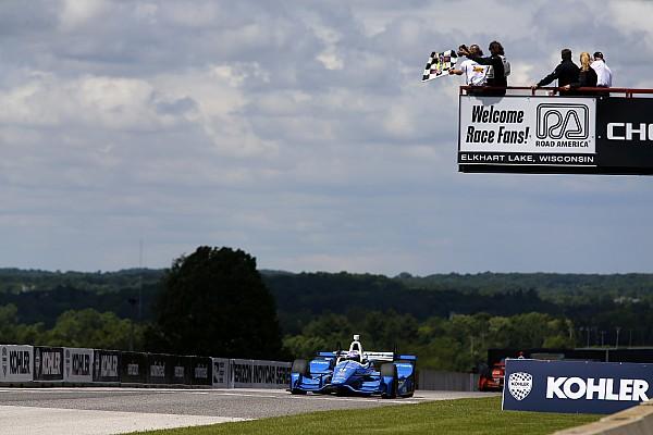 IndyCar Réactions Une victoire très importante pour Dixon à Road America