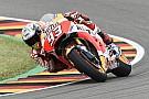 Гран Прі Німеччини: Маркес очолив третю практику