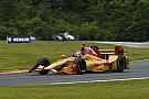IndyCar Mid-Ohio IndyCar: Hunter-Reay fastest in second practice