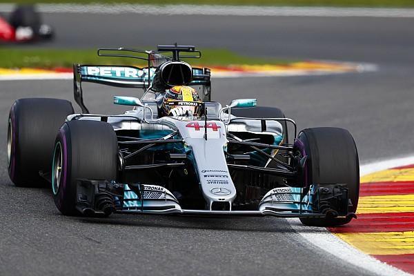La clave por la que Hamilton logró ganar en Spa