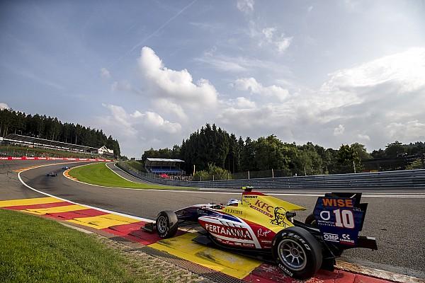 GP3 レースレポート 【GP3】スパ決勝2:アレジ、3戦連続レース2で優勝。福住は4位