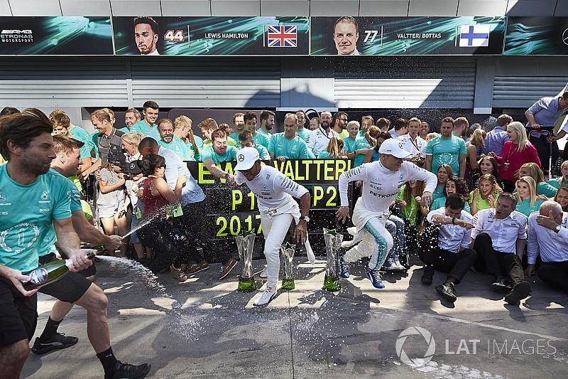 4 pontos Olasz Nagydíj: A Mercedes már el is hozta a végítélet napját Monzában?