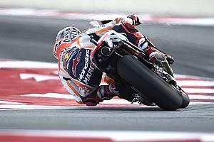 MotoGP BRÉKING Marquez csak egy kicsit hibázott, holnap az élen nagy csata lehet!