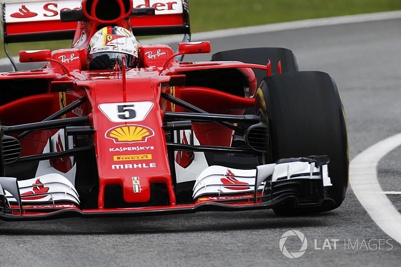 Com recorde extraoficial, Vettel domina TL2 em Sepang