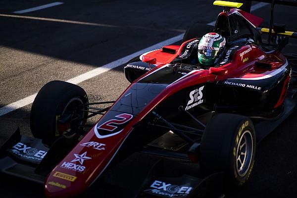 Fukuzumi supera a Aitken y Russell y se lleva la pole de GP3 en Jerez