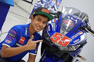 World Superbike Breaking news Galang Hendra lakoni debut World Supersport 300