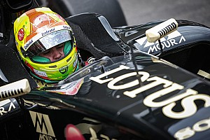Formula V8 3.5 Qualifying report Mexico F3.5: Fittipaldi doubles up with Race 2 pole