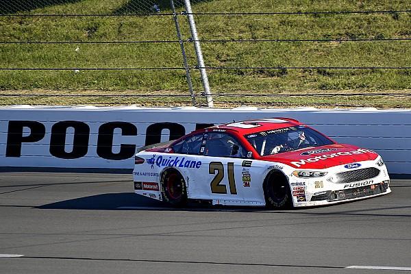 1. NASCAR-Sieg: Ryan Blaney triumphiert auf