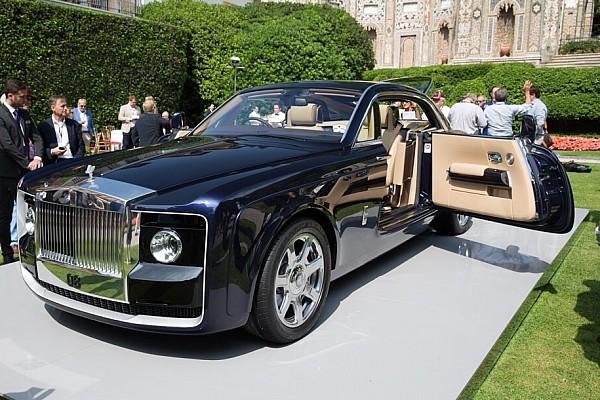 Come farsi costruire una Rolls Royce da 13 milioni di franchi