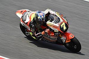 Moto2 速報ニュース 【Moto2】大クラッシュのバルダッサーリは「深刻な怪我なし」と発表
