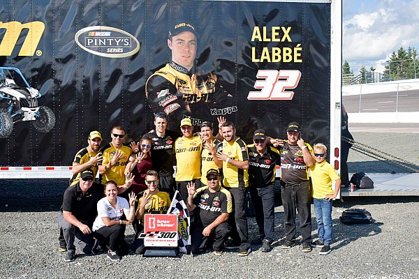NASCAR Canada Preview Alex Labbe will clinch first Pinty's Series title at Jukasa