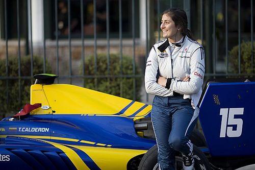 Calderon, Formula V8 3.5 serisinin final yarışına katılacak