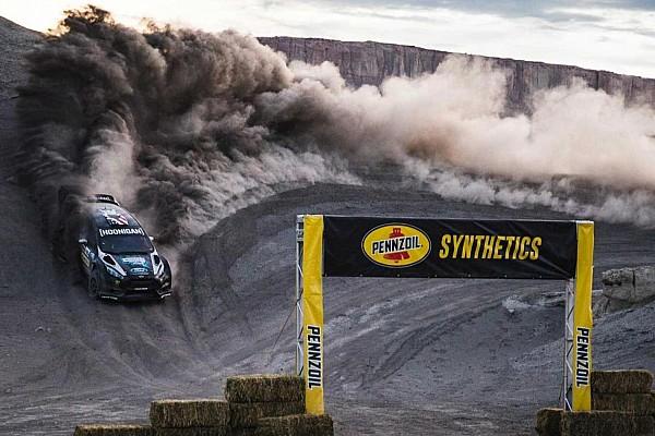 World Rallycross Actualités Vidéo - Ken Block fait voler la poussière dans son dernier Gymkhana!