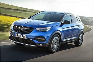 Automotive News Opel Grandland X 2017 Test : Fotos & Info zu Preis, Motoren, Maße