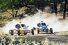 Other rally Vídeo y galería: los Sainz se retan en un vibrante duelo en car-cross