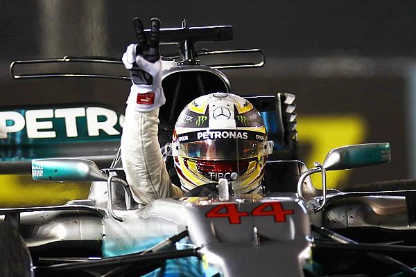 Stats - Hamilton et Vettel brillent dans la nuit