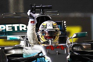 Formule 1 Diaporama Stats - Hamilton et Vettel brillent dans la nuit