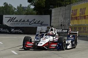 IndyCar Важливі новини Відео: разом із пілотом IndyCar по трасі Детройта