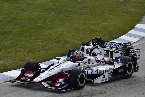 IndyCar Rahal repete dose e