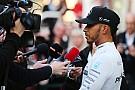 La voix de Lewis Hamilton sera dans Cars 3!