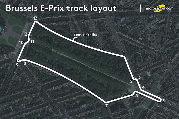 Formel E Jaguar-Pilot: Formel-E-Rennen in Brüssel wird ein Hit