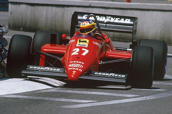 Remembering Michele Alboreto